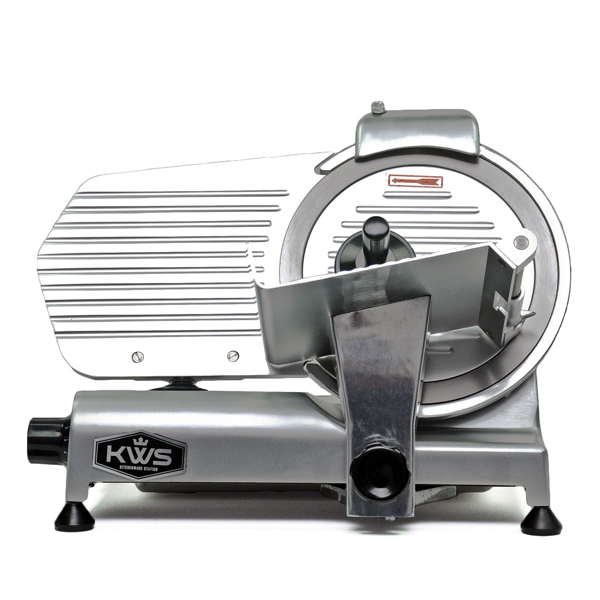 Ms 10ns 10 320w Meat Slicer With Stainless Steel Blade
