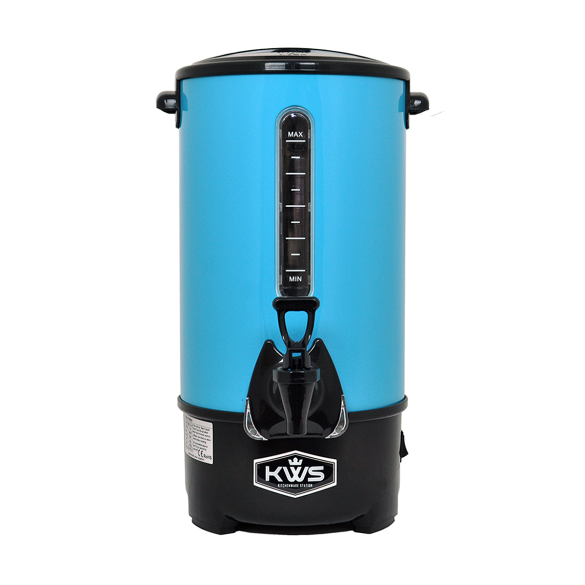WB-10 9.7L/41Cups Heat Insulated Water Boiler (6 Colors Available ...