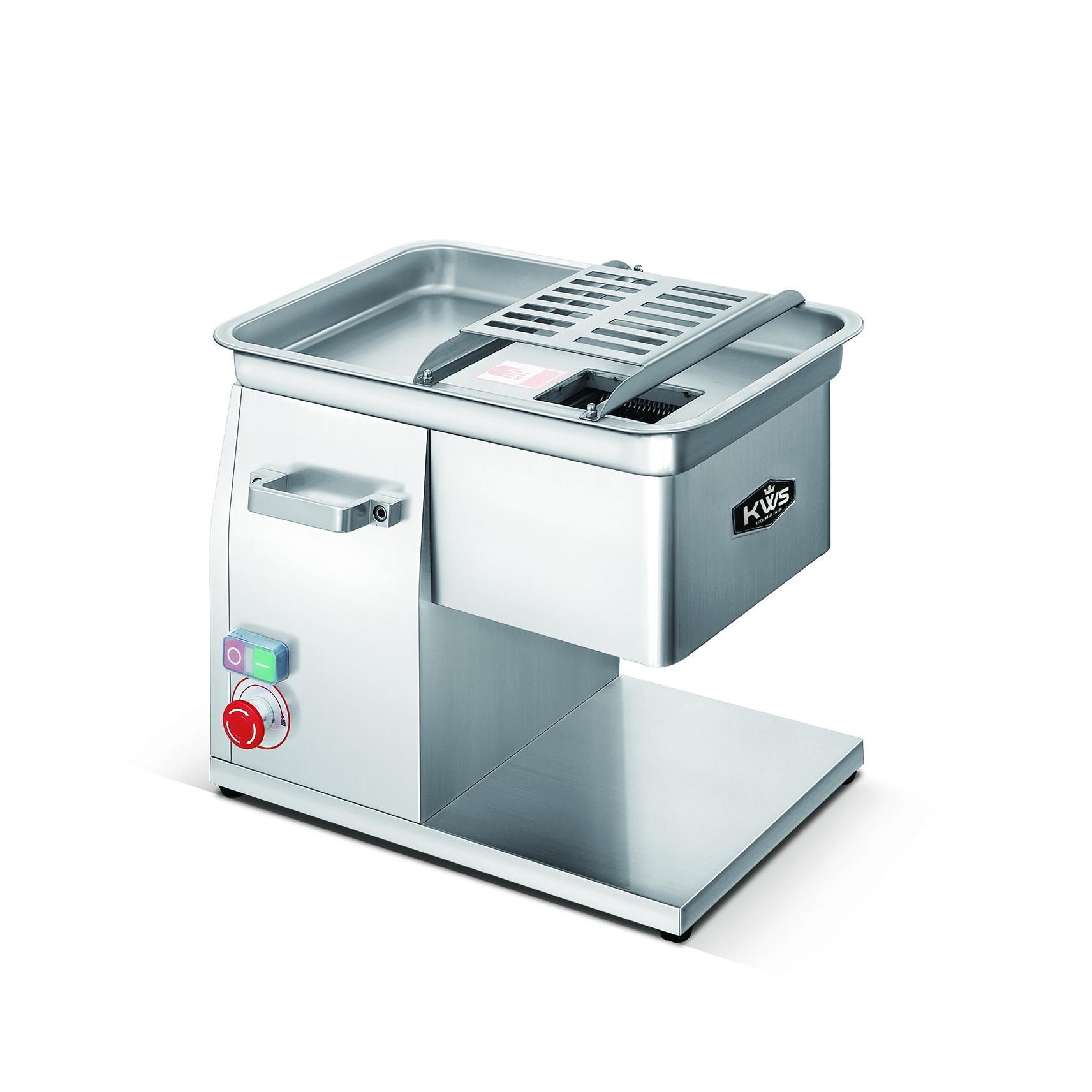 KWS fresh meat cutter slicer