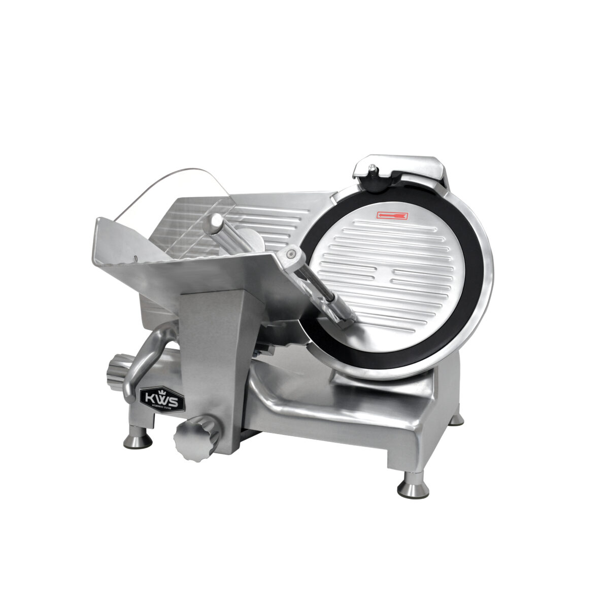 KWS metal collection commercial meat slicer