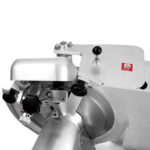KWS MS-14A Auto Meat Slicer Back Detail